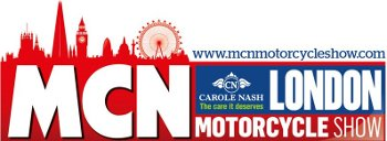 MCN London Motorcycle Show - Logo