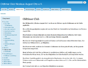 Oldtimer-Club Nicolaus August Otto