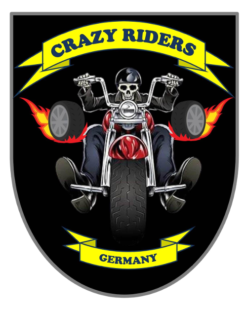 Crazy Riders Patch