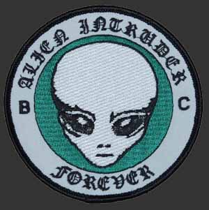 Alien Intruder forever BC Germany